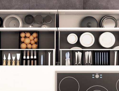 5 ideas para aprovechar espacio en la cocina