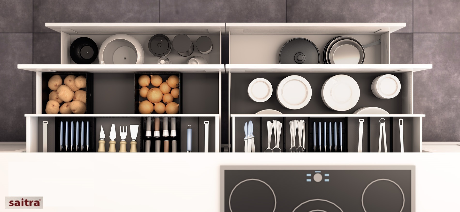 Espacio en la Cocina