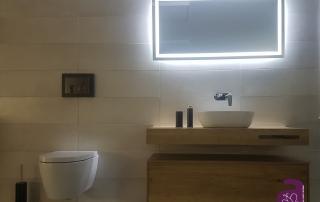 Espacio en el baño